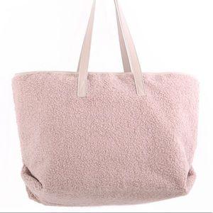 Handbags - Blush Teddy Bear Tote Bag